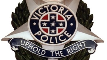 The senior constable received his full benefits on resignation.