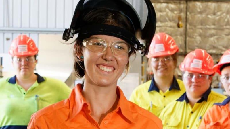 Defence shipbuilder Austal sets women-only apprentice target