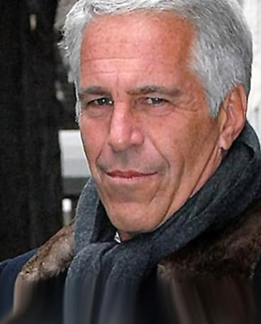 Alleged sex predator: Jeffrey Epstein.