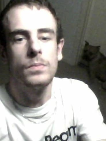Nathan White, 28, was arrested after his mother's body was found inside their home in Sylvania in Sydney's south.