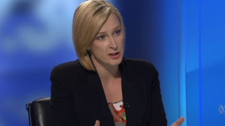 ABC presenter Leigh Sales would be likely to have her salary made public.