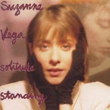 Her second album, Solitude Standing, featured the hits 'Luka' and 'Tom's Diner'.