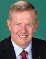 Mark Coulton, federal member for Parkes.