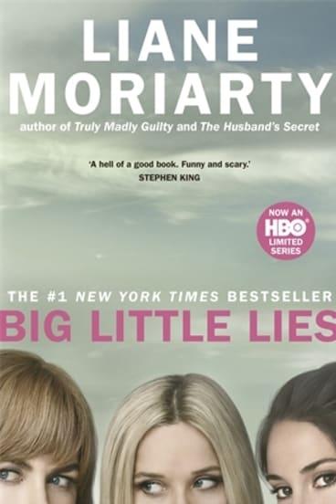 <i>Big Little Lies</i> is Liane Moriarty's seventh novel.