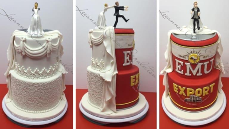 Emu Export Cake