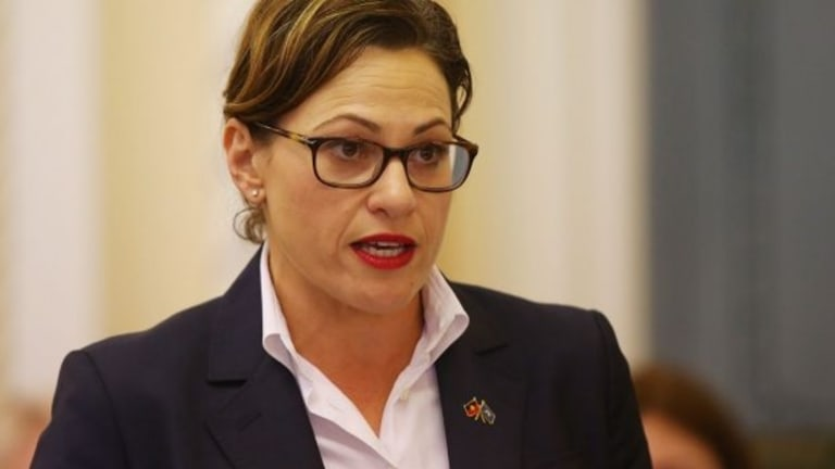 Jackie Trad isn't planning on meeting with Archbishop Mark Coleridge.