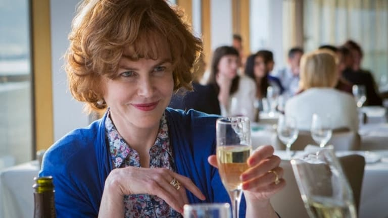Nicole Kidman was excited to dive into her role in <i>Lion</i>.