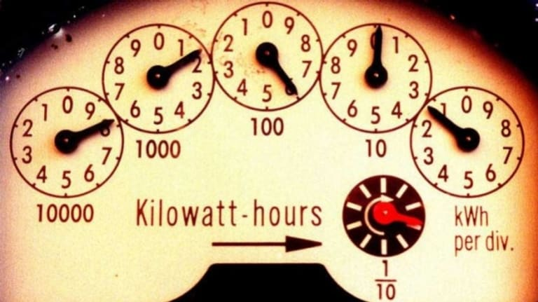 Wholesale electricity prices are soaring.