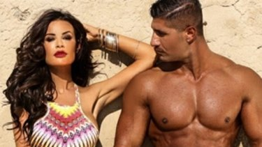 George Gerges and his girlfriend Emma Rose