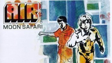The huge success of Moon Safari came as a surprise to the duo.