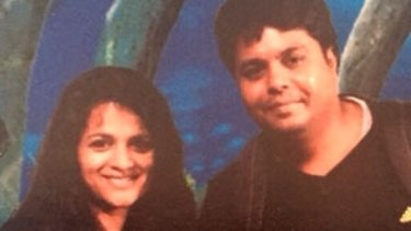 Victim: Prabha Arun Kumar had worked as a software engineer in Sydney for the past three years.