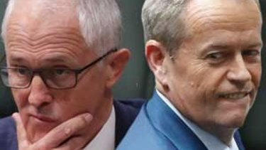 Status quo: Are both Malcolm Turnbull and Bill Shorten at a threshold?
