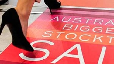 For the past year, Myer's strategy has been marked as a great culling exercise.