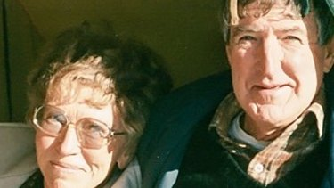 Pat and Peter Shaw died in October last year.
