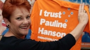Pauline Hanson has garnered significant Senate support in NSW, especially in the closest Coalition-held seats in outer-suburban, provincial and rural areas.