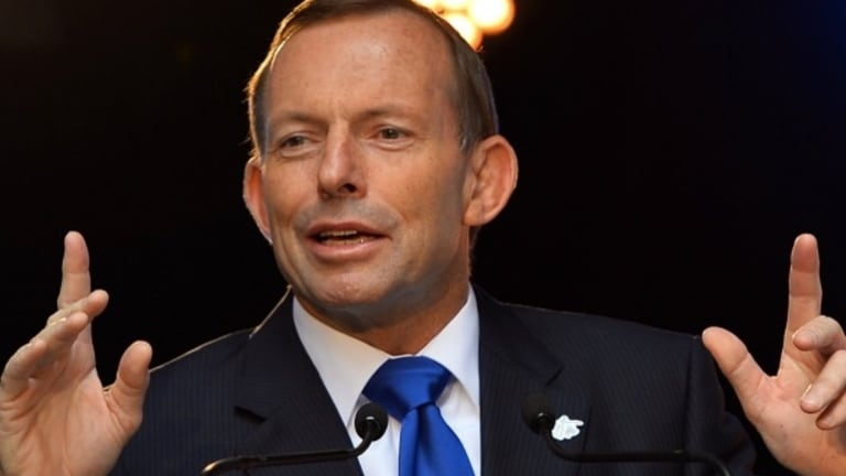 Enterprise Victoria will host a boardroom lunch in Melbourne with former PM Tony Abbott as guest speaker.