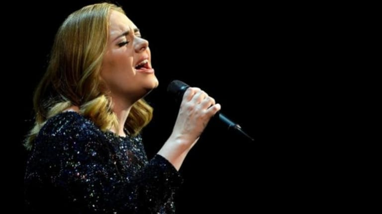 Adele will tour Australia for the first time next year.