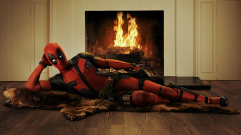 Shot in Dolby Vision HDR, blockbuster movies like <i>Deadpool</i> may decide what's best for your lounge room.