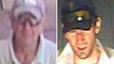 Gino and Mark Stocco caught by police in Dunedoo
