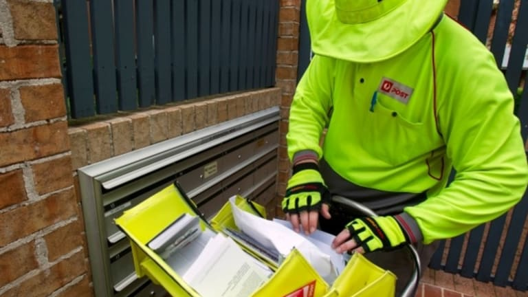 how to make a claim with australia post