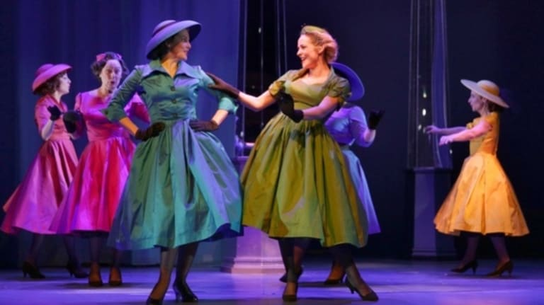 Queensland Theatre Company's Ladies in Black is an adaptation of the the popular Madeleine St John novel The Women in Black and features music by Tim Finn.