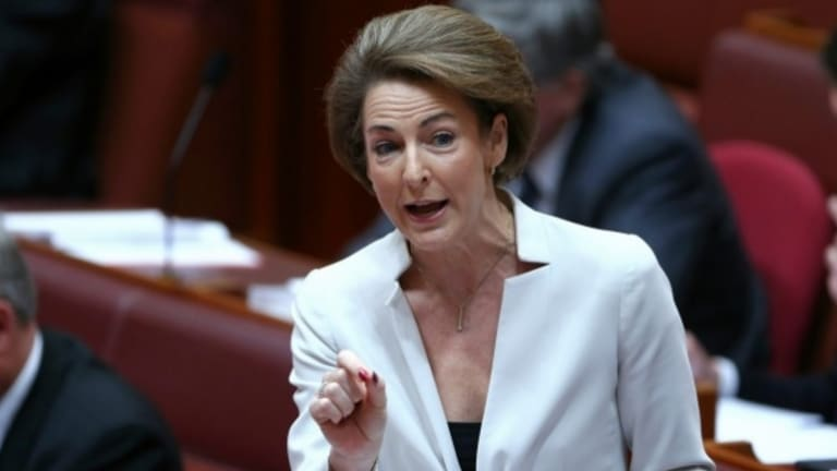 Employment Minister Michaelia Cash said the Turnbull government was exploring overhauling the Fair Work Act to help protect Victoria's volunteer firefighters