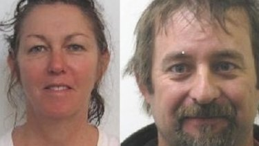 Jennie Kehlet and Raymond Kehlet (found deceased) were said to have been experienced prospectors.