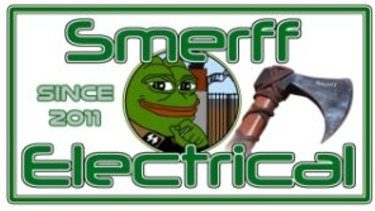 Brisbane based business Smerff Electrical has been named as a corporate sponsor for the Daily Stormer, a neo-Nazi website.