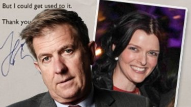 Tim Worner and Amber Harrison were at the centre of an ugly court battle.