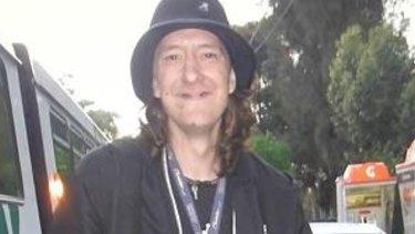 Brendan Bernard, whose body parts surfaced at the Maribyrnong River in February 2015.