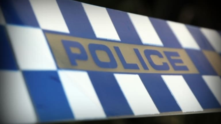 A woman has died after jumping from a moving car west of Brisbane.