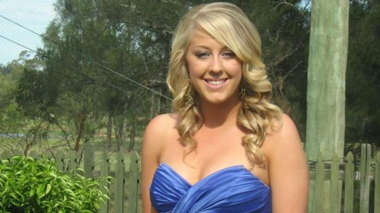Returned to Australia: Penrith woman Kalynda Davis, 22, has been cleared by Chinese authorities.