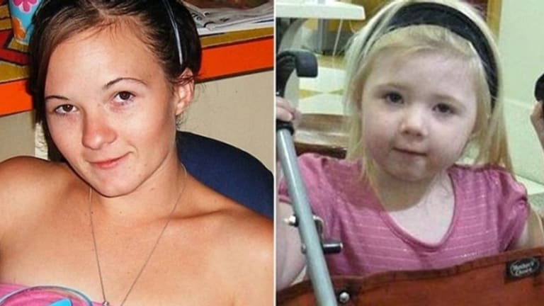 Bodies identified: Karlie Jade Pearce-Steven and her daughter Khandalyce Kiara Pearce.