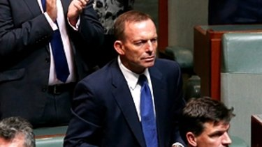 Some in the party are reportedly angry about Mr Hendy's role in removing Mr Abbott.