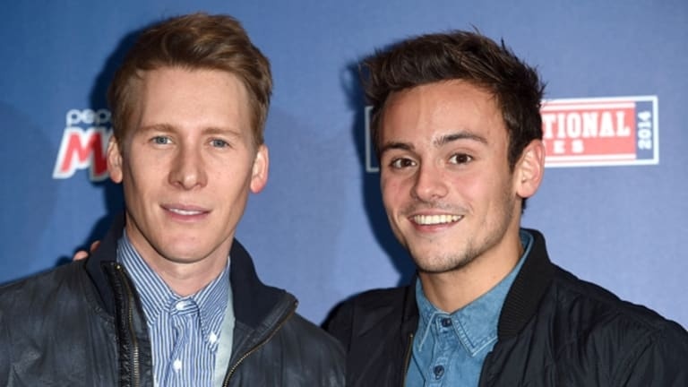 Tom Daley and husband Dustin Lance Black are expecting their first child.