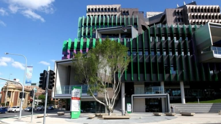 The Lady Cilento Hospital is refusing to release a baby, who was injured while in detention in Nauru.