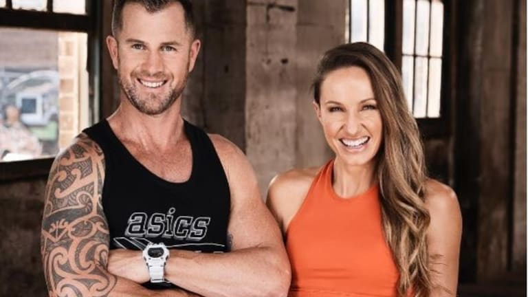 The Biggest Loser's new training lineup: Shannan Ponton and Libby Babet.
