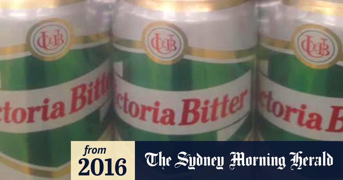 1 only VICTORIA BITTER New Issue 2018 Beer COASTER