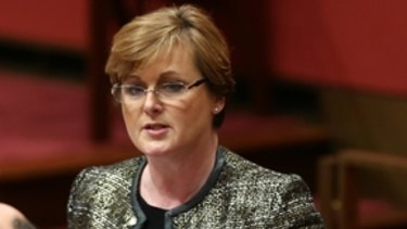 Liberal senator Linda Reynolds has urged her party to do more to increase female representation in Parliament.