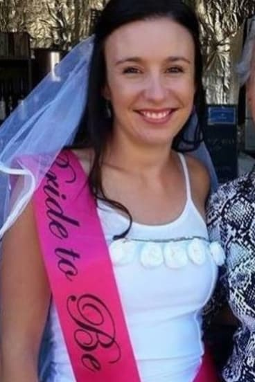 Stephanie Scott was due to be married on Saturday.