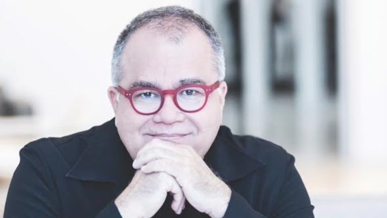 Armando Lucas Correa is editor-in-chief of <i>People en Espanol</i>, the top-selling Hispanic magazine in the US, and author of <i>The German Girl</i>.