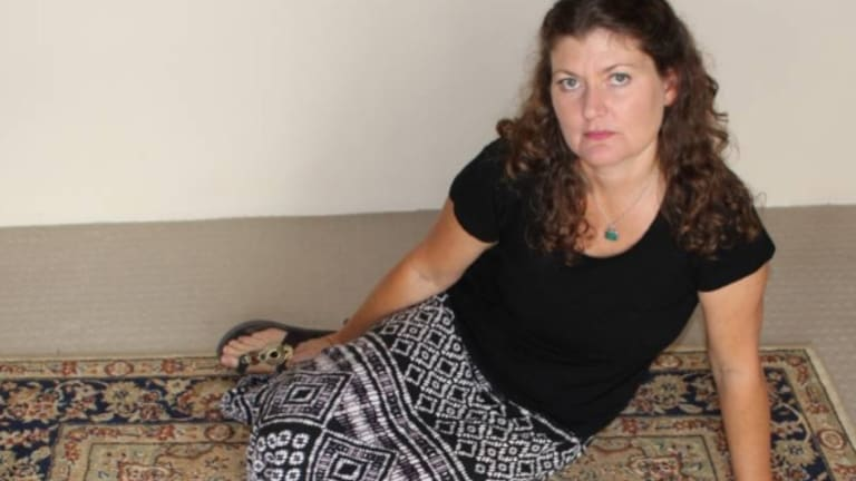 Australian Pelvic Mesh Support Group founder Caz Chisholm who launched the group in 2014 after surgery following severe complications from mesh.