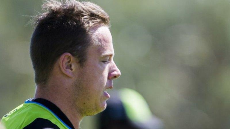 Nrl Canberra Raiders Halfback Sam Williams On Sliding