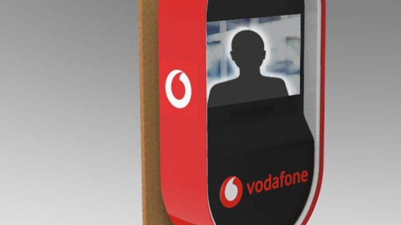 Vodafone promises 'unique personality' with AI digital human assistants in stores