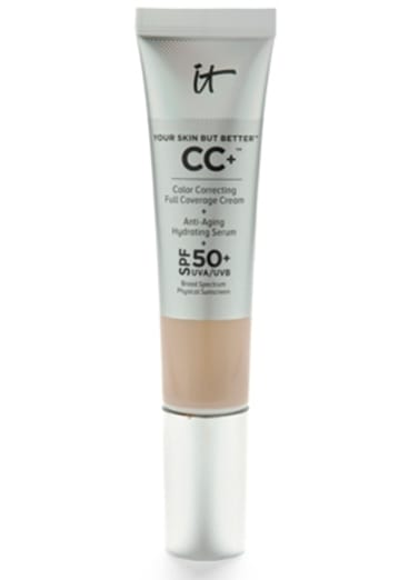It Cosmetics Your Skin But Better CC+ with SPF50+, $58, sephora.com.au