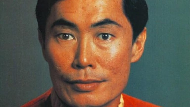 George Takei, as Hikaru Sulu in the original <i>Star Trek</I>, criticised the recent outing of the character as a missed opportunity for a new hero.