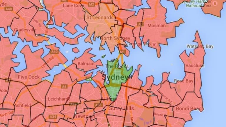Ashley Madison users in Sydney.