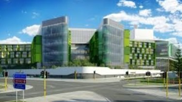 Yet another scandal plagues Perth children's hospital.