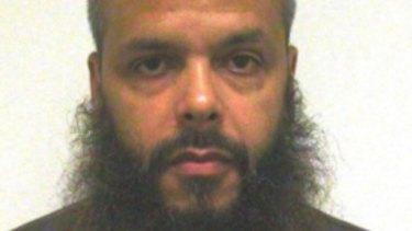 Convicted terror cell leader Abdul Nacer Benbrika.