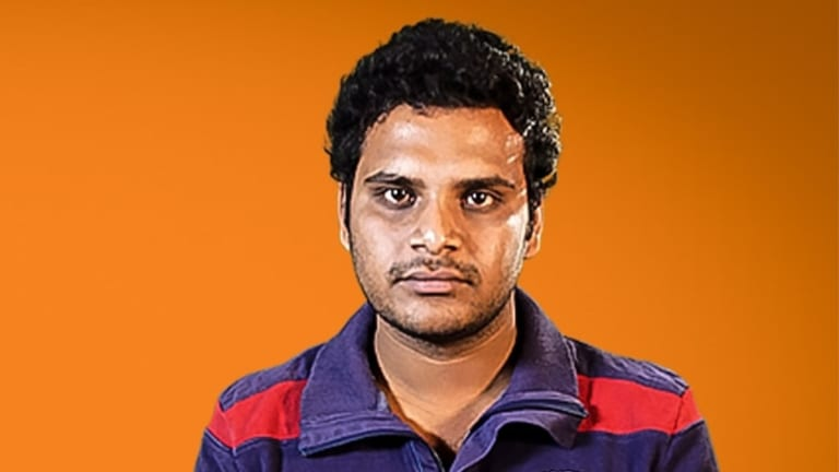 "Pranay Alawala risked deportation to come forward about 7-Eleven's ""half-pay"" scam. He now works for United Voice."